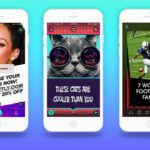 THE NEXT SNAPCHAT?: The Flyr app lets you share awesome animated messages in seconds