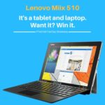 WIN IT: Lenovo Miix 510 — a sleek, flexible, 2-in-1 PC (Thank you TurboTax!)