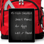 BACK TO SCHOOL: The Hi-Tech checklist no one tells you about