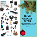 GIFT GUIDE: Best Gadget Gift Guide For Men 2017