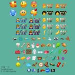 SEEING RED (in a good way): 150+ Epic new emoji's have me all 👍🙌😘👏💃🕺❤️❤️❤️
