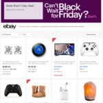 eBay's 8-Days of Holiday Deals Starts Now