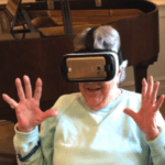WIRED WELL: New tech gadgets get senior moment and the results will make you cry (in a good way).